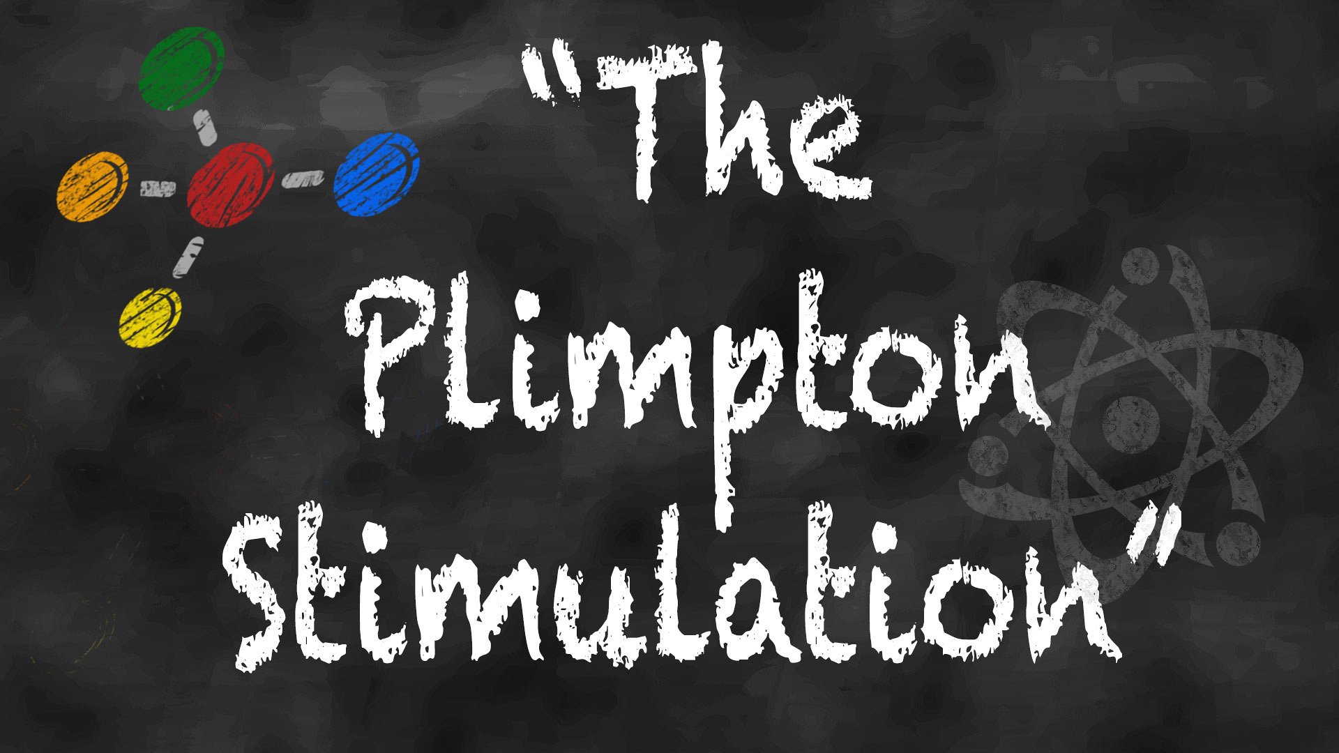 "Episode title or actual scientific theory: ""The Plimpton Stimulation"""