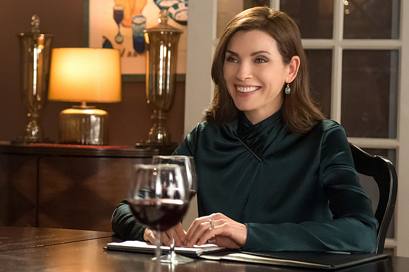 Nice - Alicia Florrick from The Good Wife