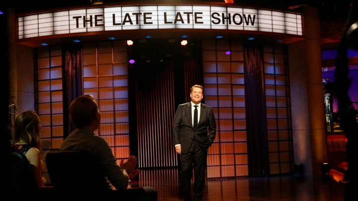 <i>The Late Late Show with James Corden</i>