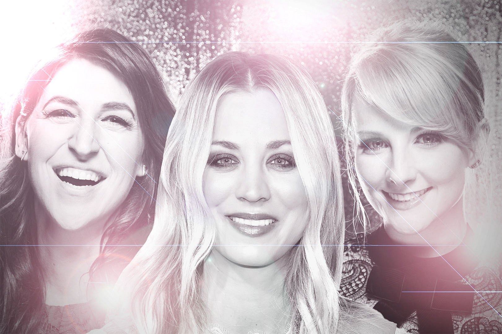 Can The Big Bang Theory ladies get any more beautiful?