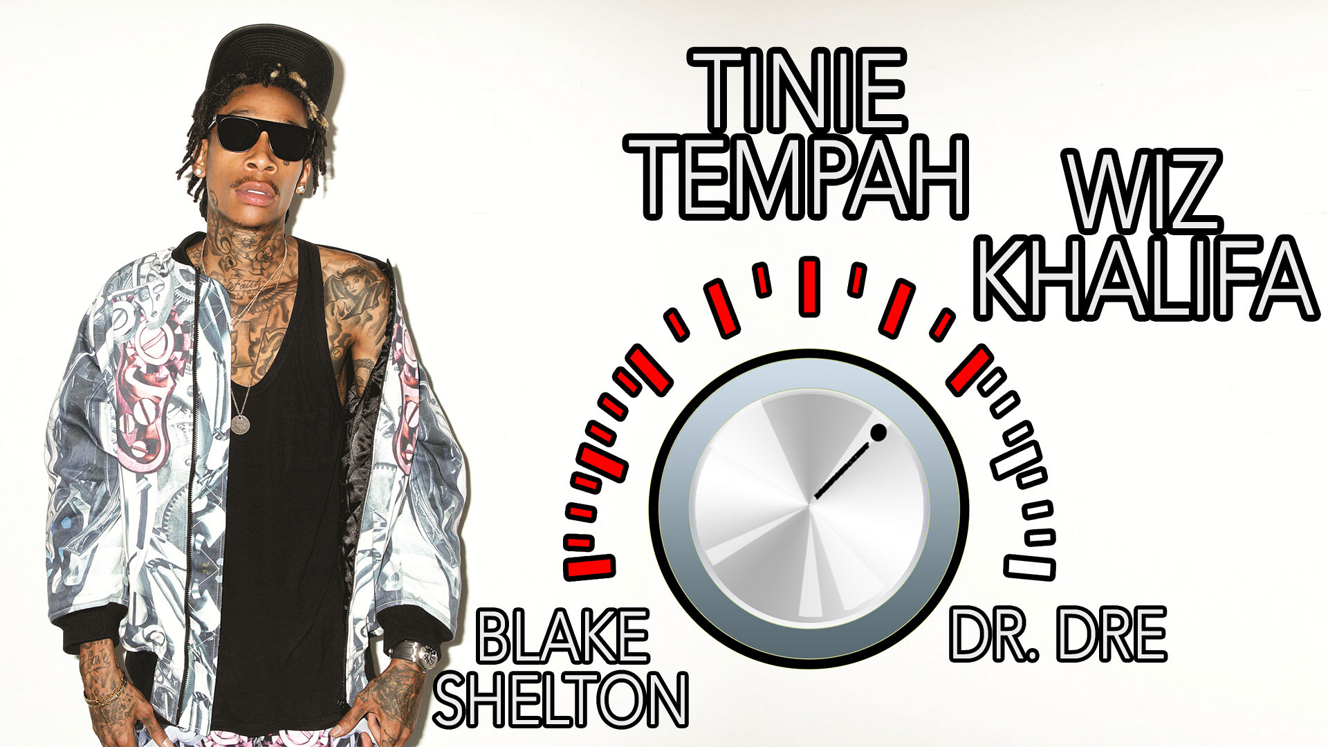 "Tinie Tempah brought Wiz Khalifa onto his song ""Till I'm Gone."""