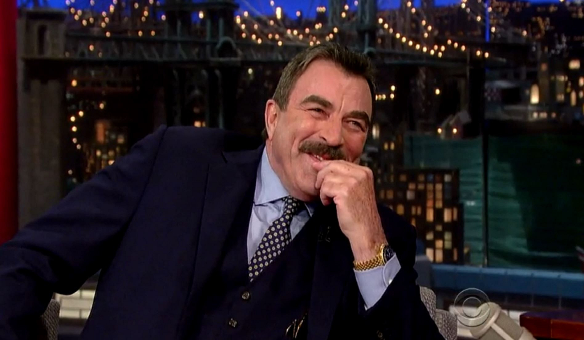 7. Tom Selleck has never beaten up anyone in real life -- only on TV.
