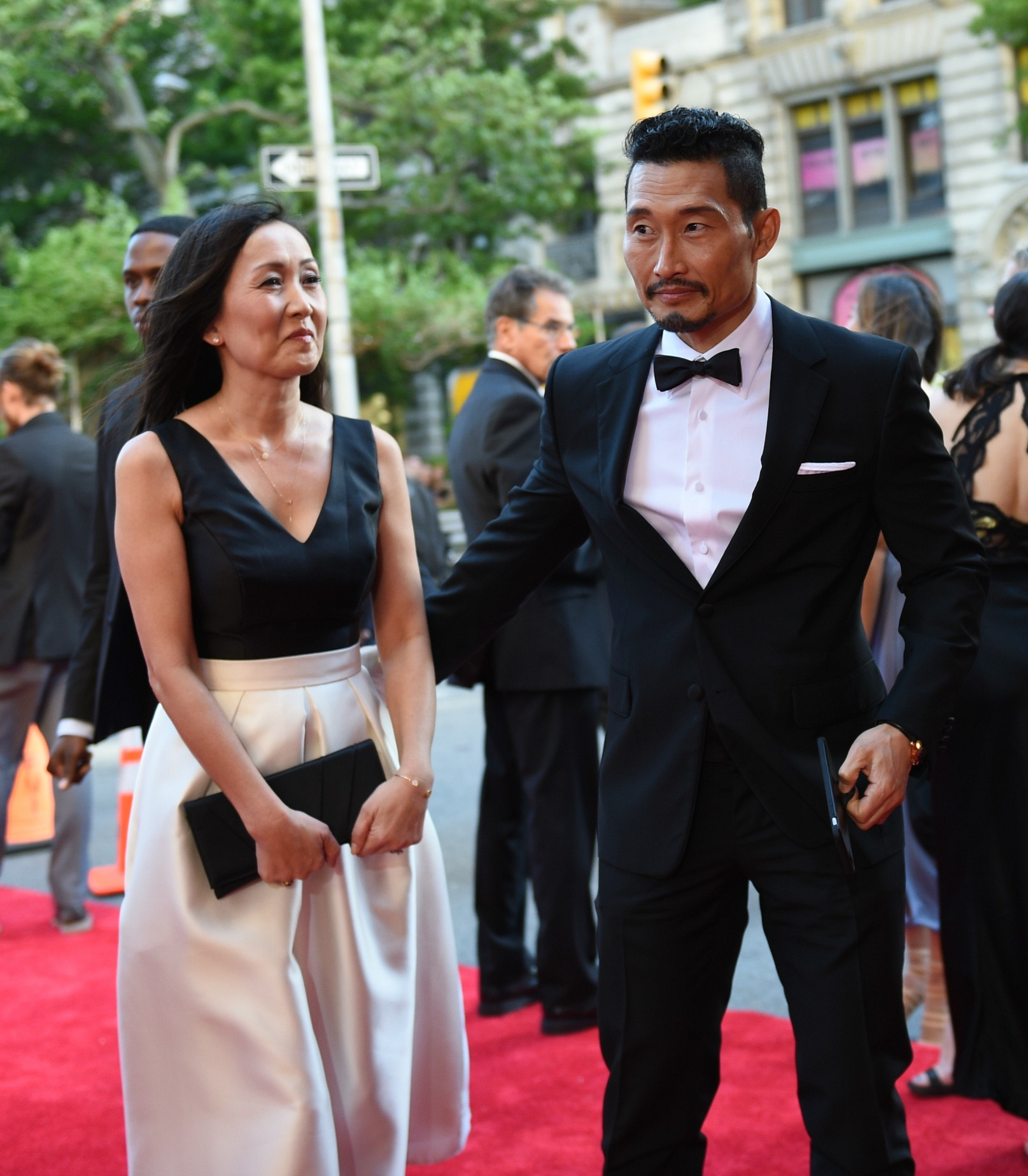 2016 Tony Awards: Mia Kim and Daniel Dae Kim