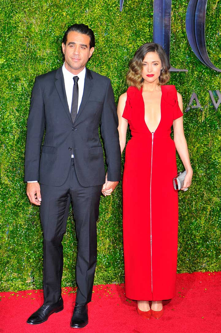 17. Bobby Cannavale and Rose Byrne