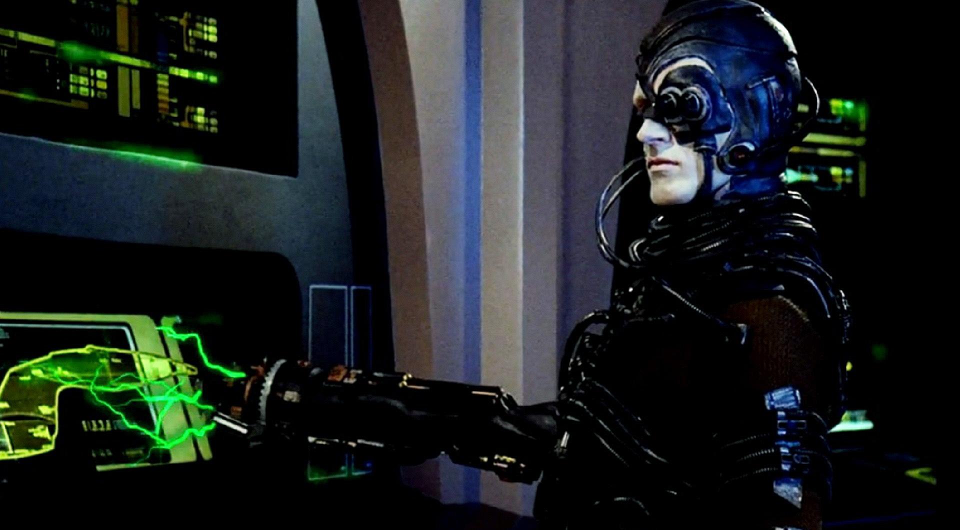 3. The Borg