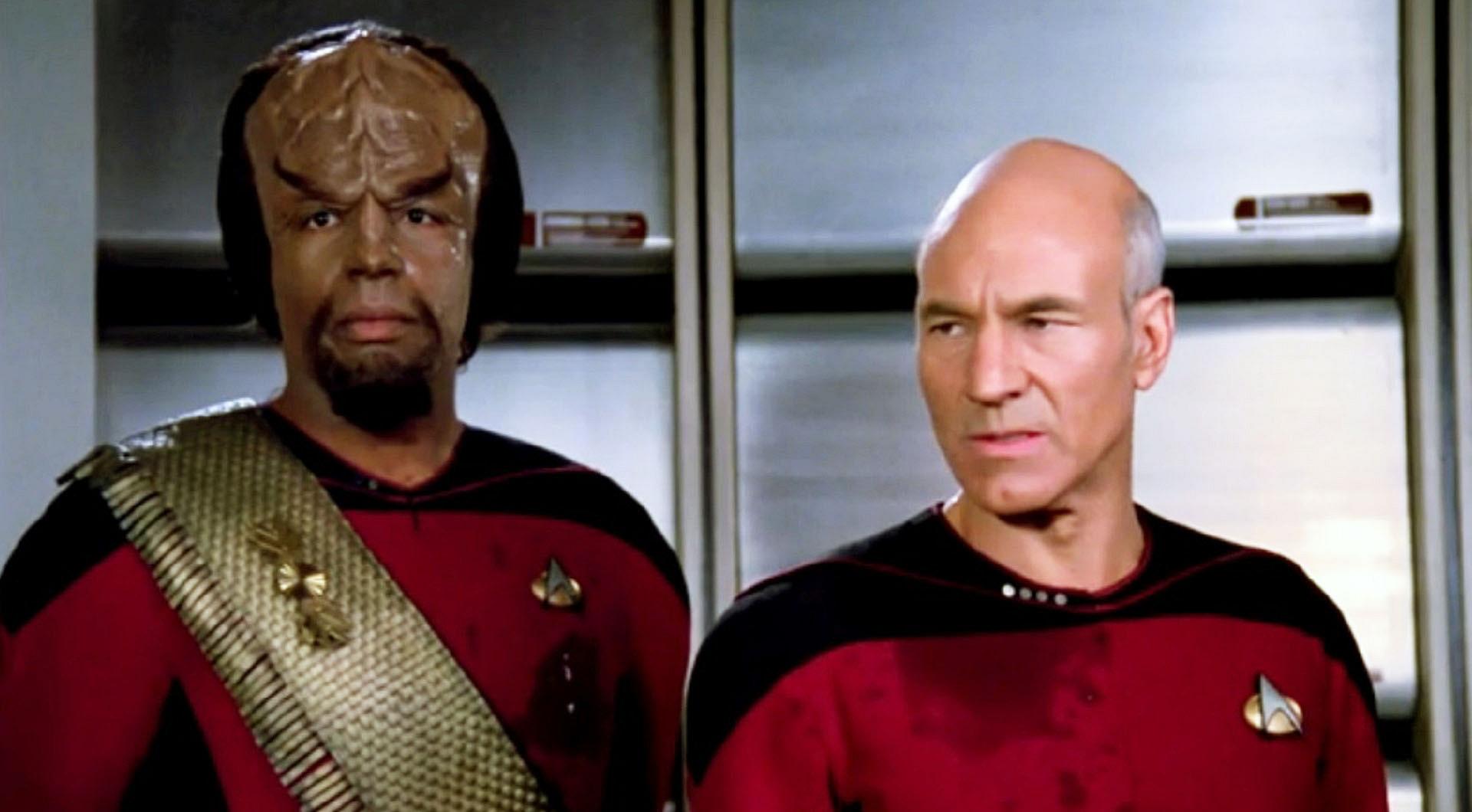 4. Klingons