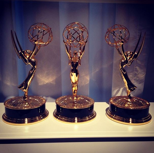 Up Close and Personal with the Emmys.