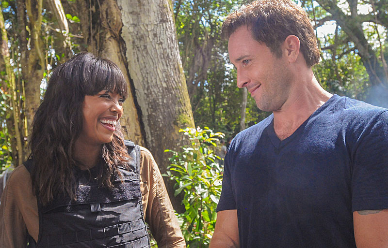 "Aisha Tyler on ""Hawaii Five-0"""