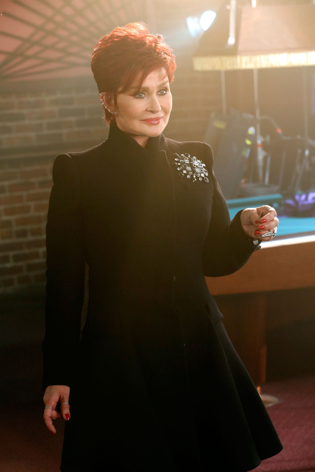 "Sharon Osbourne on ""CSI"""