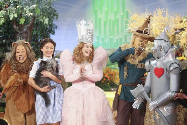 "2011 - ""Wizard of Oz"""
