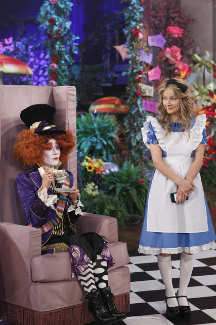 "2012 - ""Alice in Wonderland"""