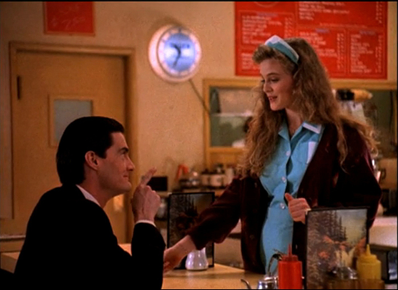 8. Double R Diner, Twin Peaks