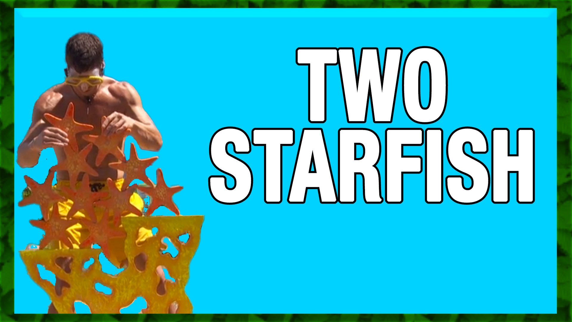 """Question: How many starfish did Cody catch in the """"Fin To Win"""" POV Competition?"""