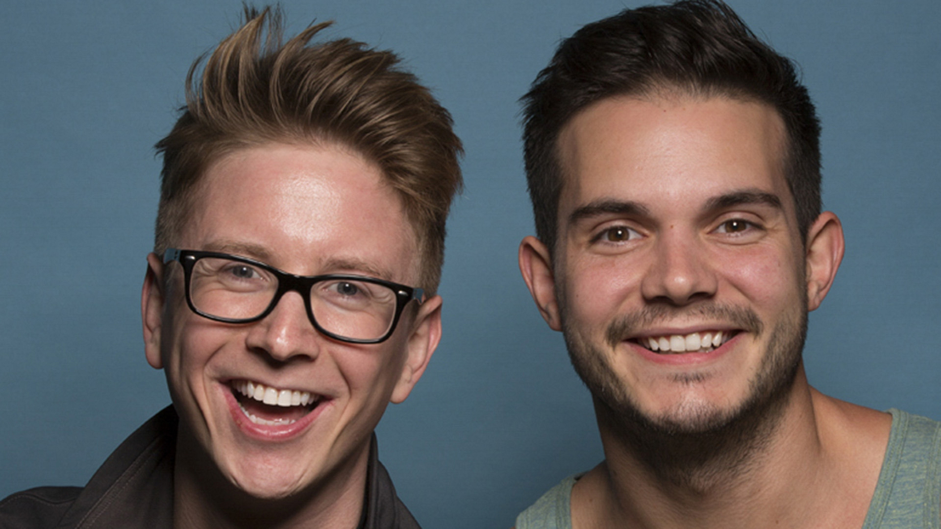 Tyler and Korey came in third place on Season 28 of The Amazing Race.