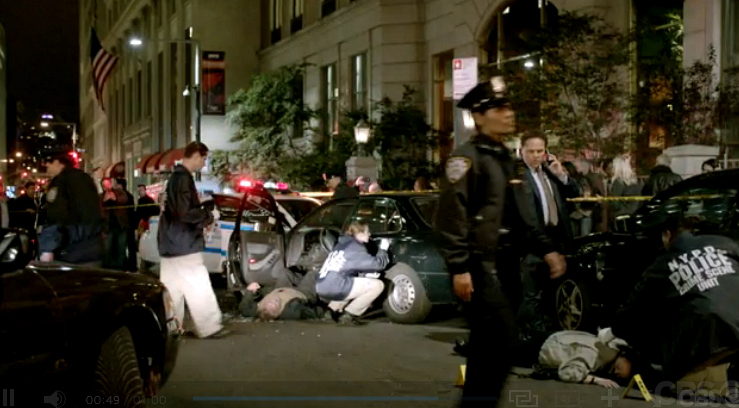 8. Has Samaritan unleashed chaos in NYC?