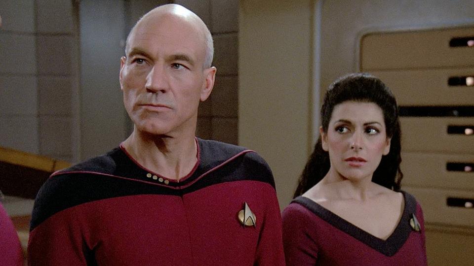 21. Captain Jean-Luc Picard - Sta Trek The Next Generation