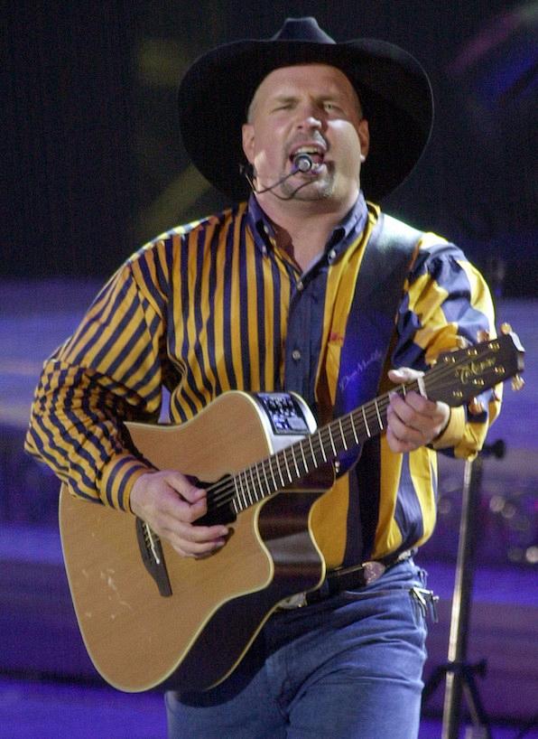 13. He left his guitar in Dallas.