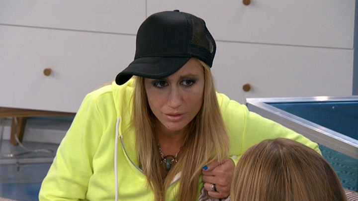 4. She thinks Vanessa has the biggest chance of winning Big Brother.