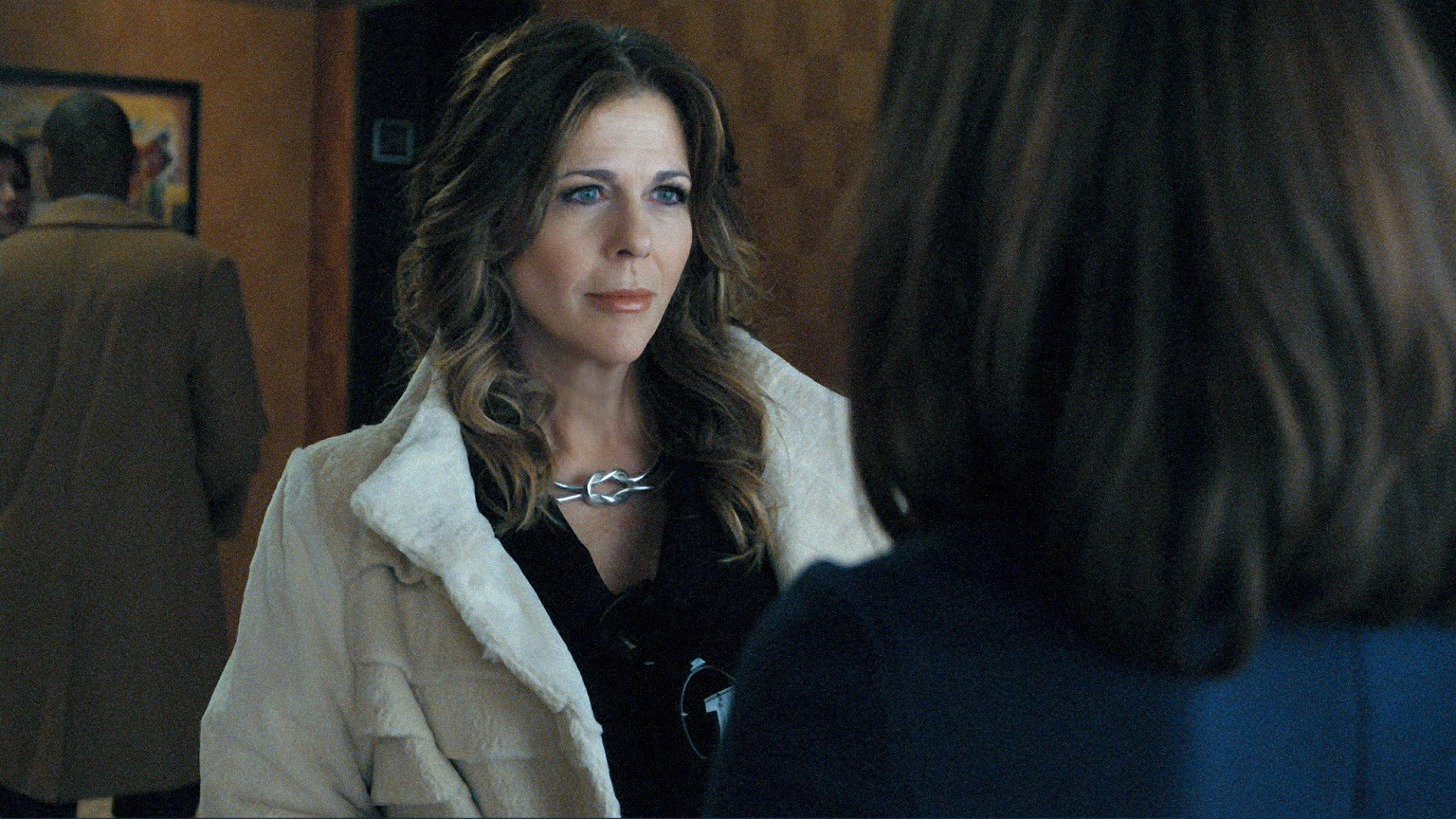Rita Wilson as Viola Walsh