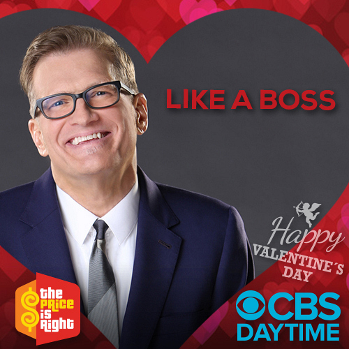 Drew Carey is the boss of our dreams.