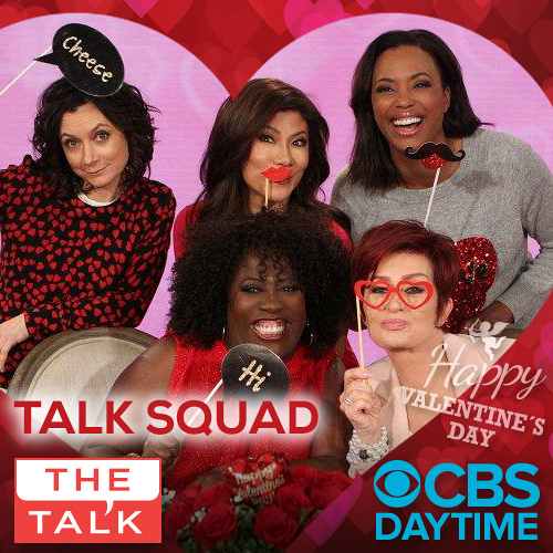 The Talk hosts give us some serious Galentine's Day envy!
