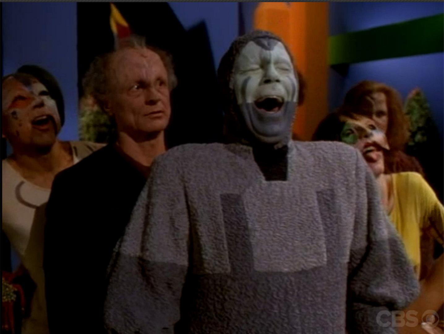 The Thaw (Star Trek: Voyager, Season 2, Episode 23)