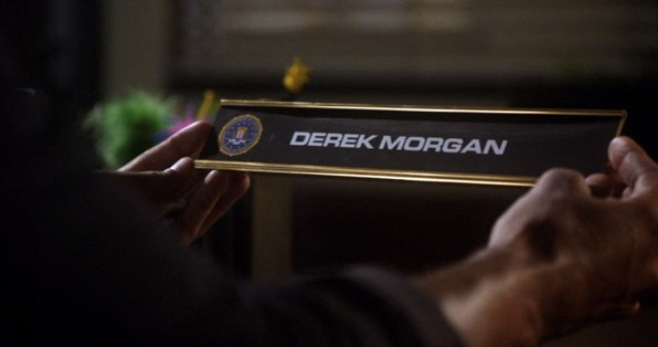 10. When he acted as Unit Chief but refused to take Hotchner's office.