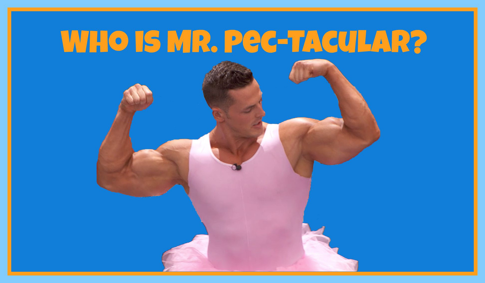 Who is Mr. PEC-Tacular?