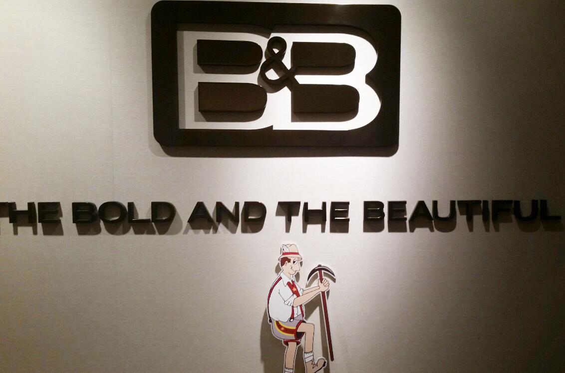 Yodely Guy takes B&B