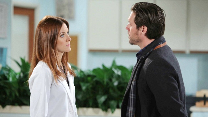 Dr. Anderson shocks Nick.
