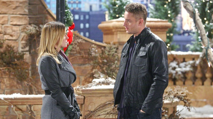 Adam comforts Sage over the loss of her baby.