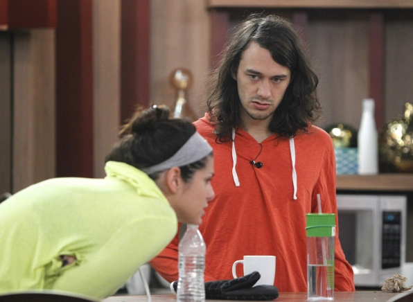 "9. ""McCrae, I finally understand why you're always wearing shorts: Because Amanda wears the pants."""