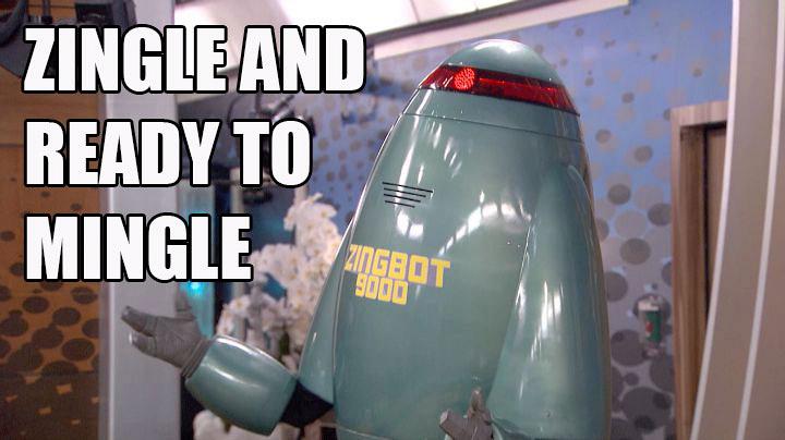 Zingbot unveils big life changes.