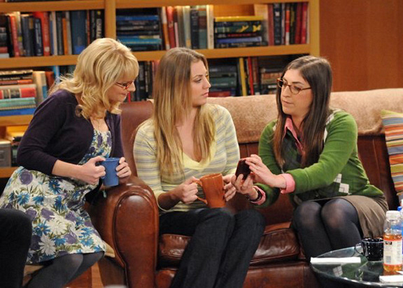 Image result for big bang theory girls