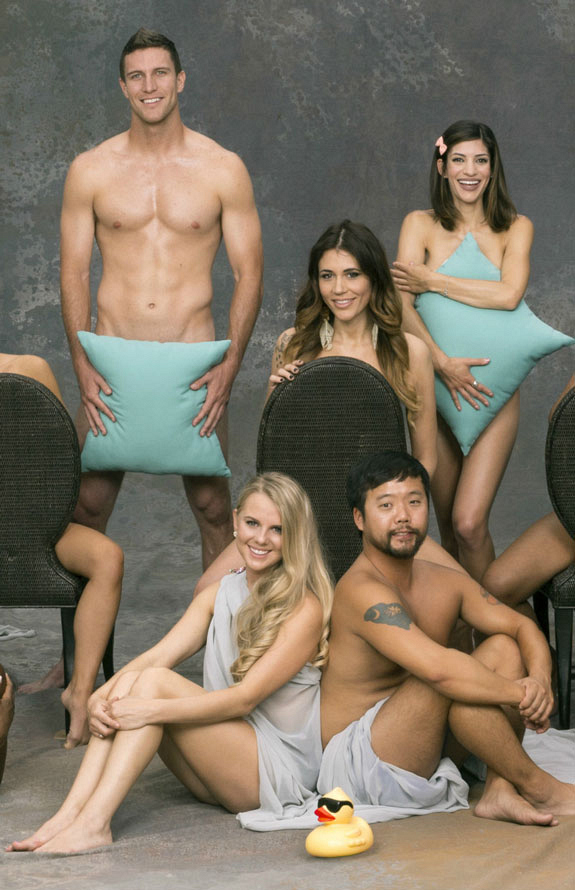 Big brother cast naked