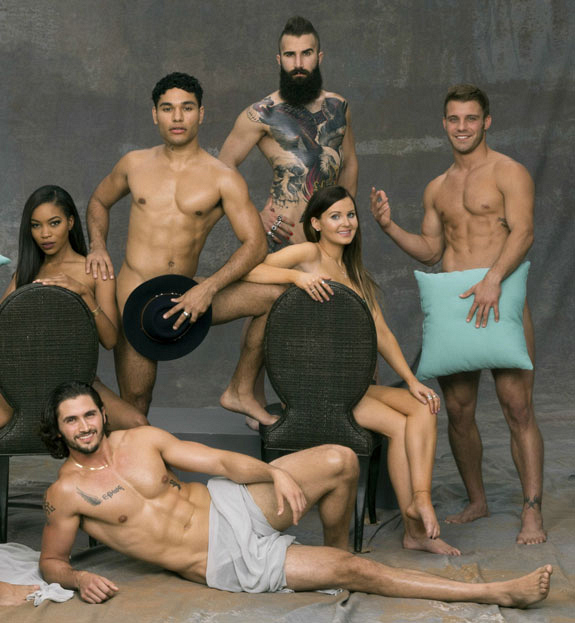 Big brother 18 naked
