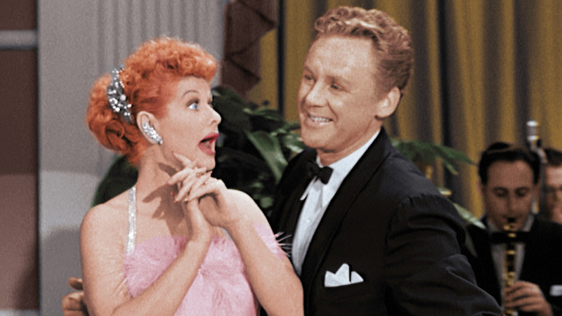 I Love Lucy Pictures In Color Loris Decoration
