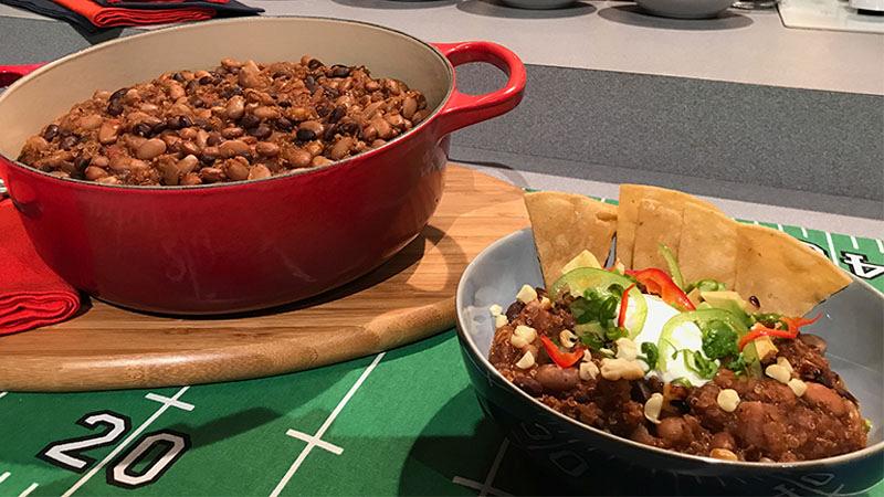 Cook Up Wolfgang Puck's Thursday Night Football Tailgate Menu