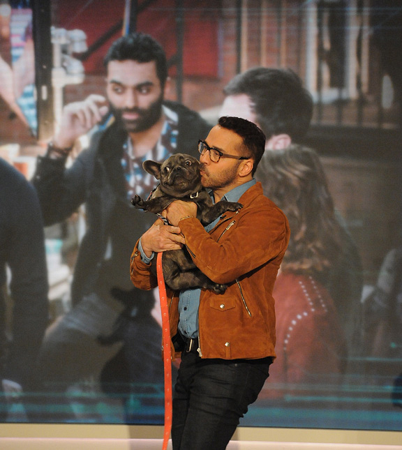 Jeremy Piven's Pup Melts Hearts When The Wisdom Of The ...
