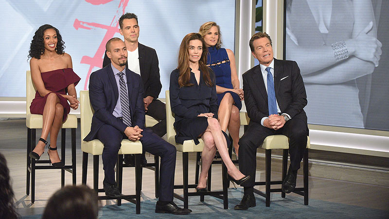 The Cast Of The Young And The Restless Reflect On 45 Years Of Drama