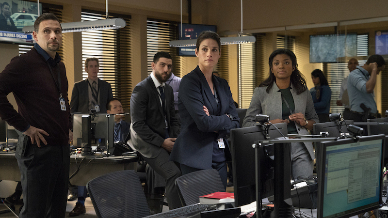 FBI Creator Dick Wolf Captures The Gritty Realities Of