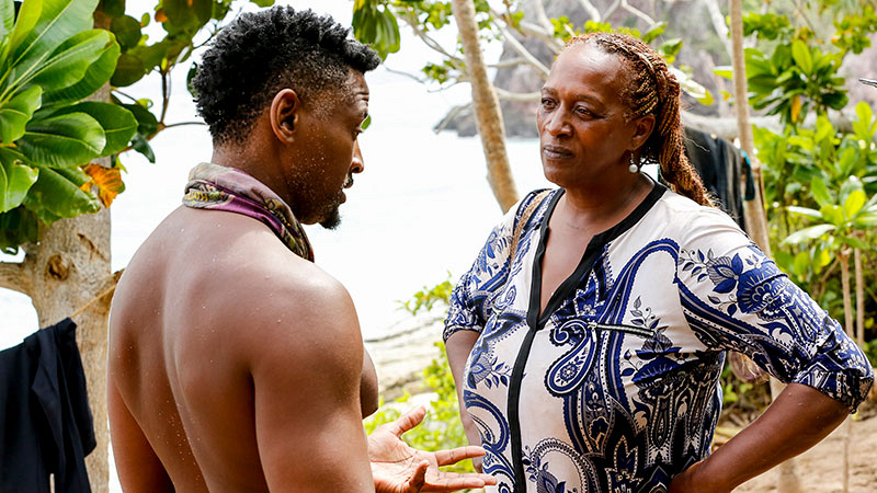 Survivor Season 37 Spoilers Who Was The First Goliath Tribe Member
