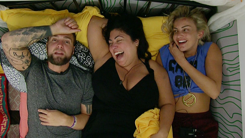 Big Brother Season 21 Live Feed Recap: The Sting Of Eviction
