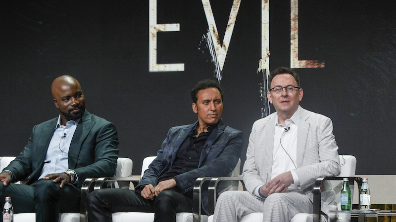 New CBS Drama Evil Confronts Questions That Lurk Between