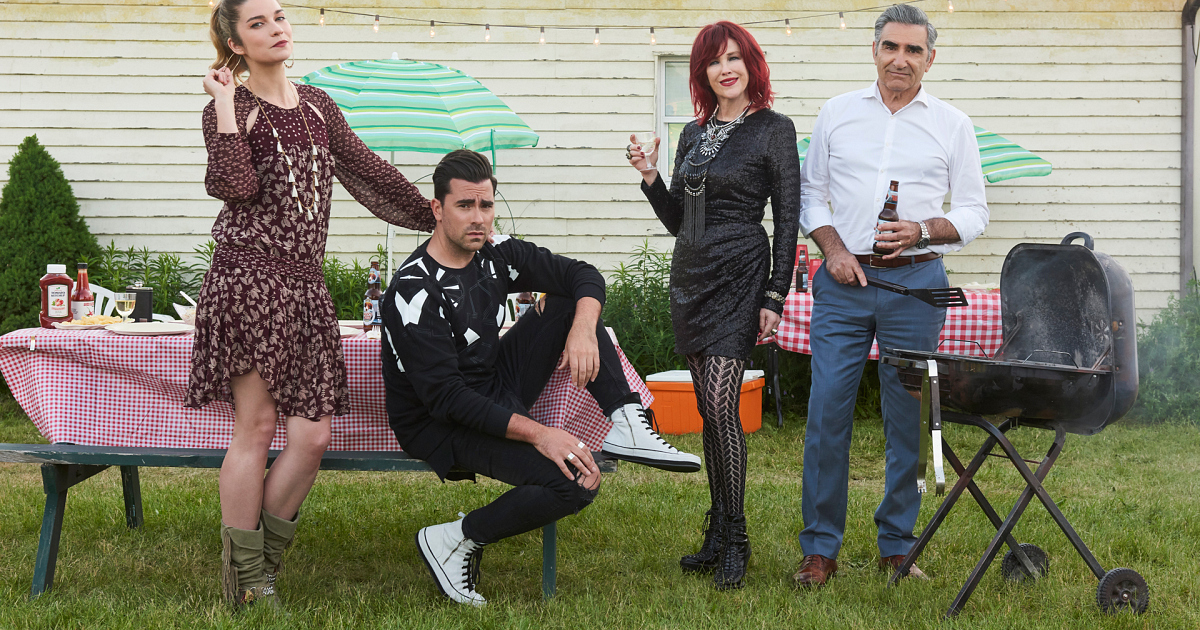 11 Things You Didn't Know About Schitt's Creek - CBS com