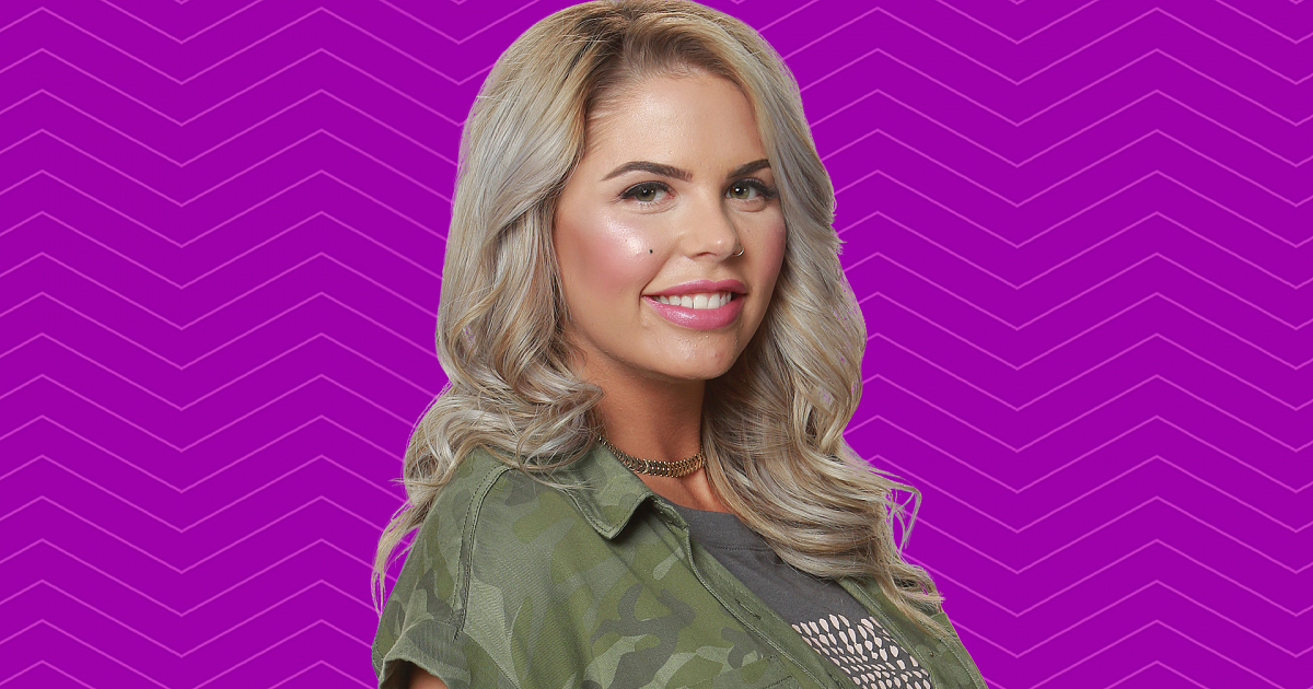 Big Brother Season 19 New Cast Meet Elena Davies Cbs Com
