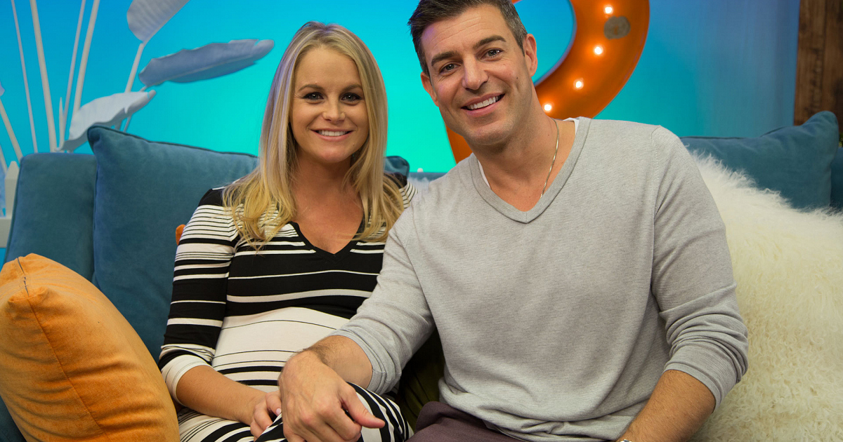 Big Brother Stars Jeff Schroeder And Jordan Lloyd Welcome