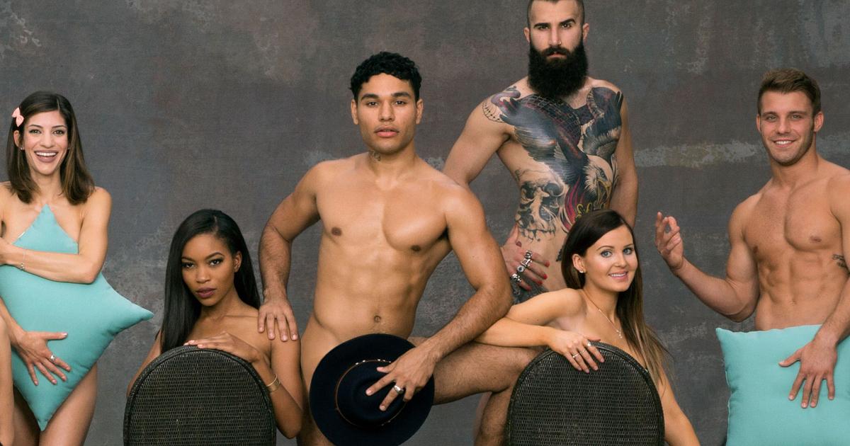 Big Male nudity brother on