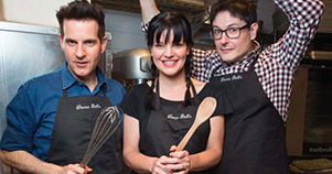 Pauley Perrette's Chocolate Chip Cookie Recipe