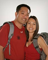 Joe and Heidi